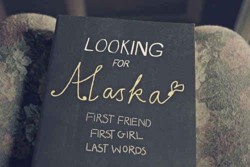 "Looking for Alaska , John Green | 17 Books To Read If You Liked ""The Fault In Our Stars"" need to read"