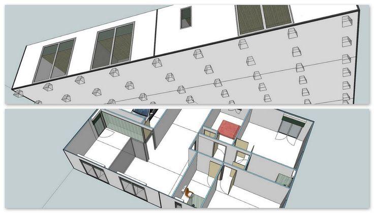 屳  Maison container habitable département (42)  +33 (0) 6 30 66 78 63
