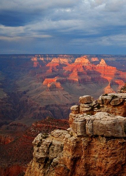 Grand Canyon On Fire sunset fine Art Photography metallic 5x7 photo. by LDphotography via Etsy. #fpoe
