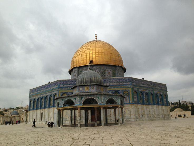 The Temple Mount // القدسي الشريف الحرم // הר הבית in שלם, ירושלים