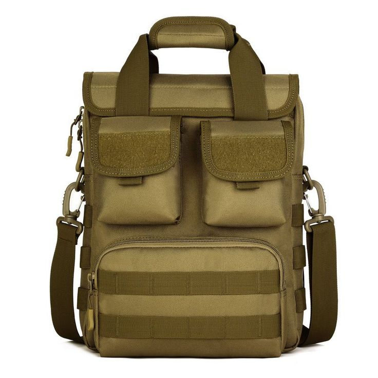Outdoor Tactical Shoulder Crossbody Bag Climbing Travel Camping Hunting MOLLE //Price: $46.99 & FREE Shipping //     #tacticalgear #survivalgear #tactical #survival #edc #everydaycarry #tacticool #hunting #camping #outdoors #pocketdump #knives #knifeporn  #knife #army #gear #freedom #knifecommunity #airsoft