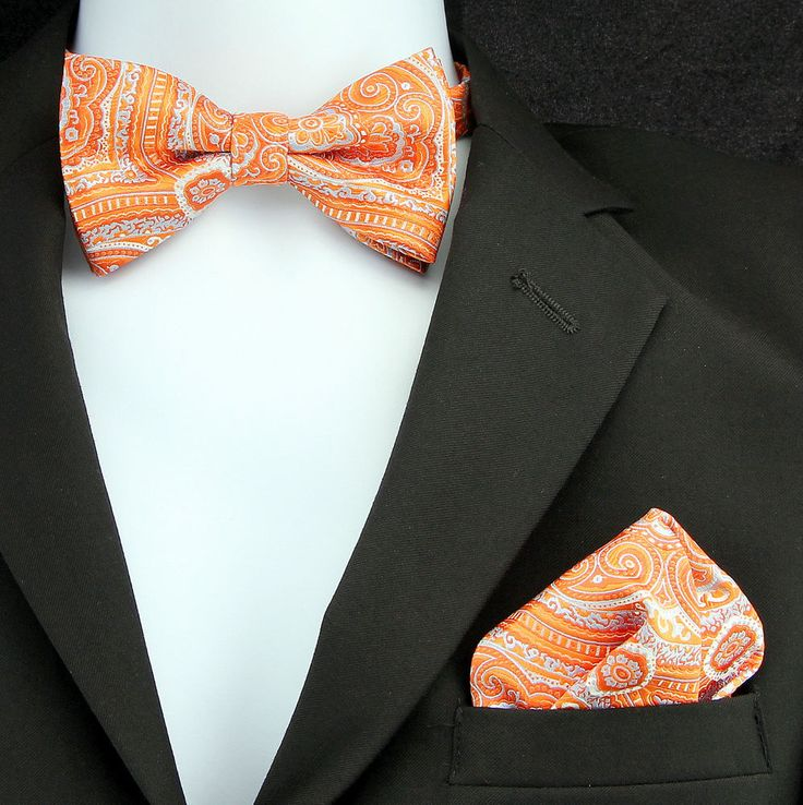 19 best bow ties orange images on pinterest bow ties