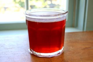 Beautiful rose colored quince jelly recipe with step-by-step instructions and photographs.
