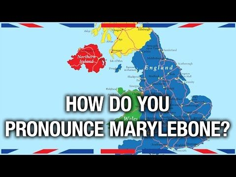 BRITISH PLACE NAME PRONUNCIATION How to Pronounce UK Place Names - Anglophenia Ep 23.  www.dialectcoaches.com