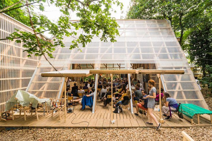 Atelier bow-wow - workshop pavillon