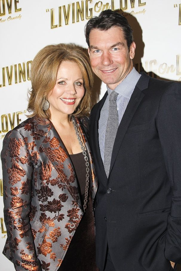 LIVING ON LOVE's Renee Fleming and Jerry O'Connell