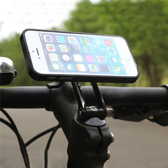 Universal Adjustable Motorcycle Mobile Phone Holder Bicycle Bike