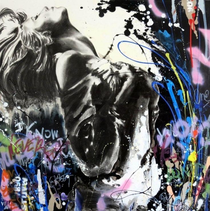 Cécile Desserle - Zone libre | Oeuvre d'Art en Vente Artsper
