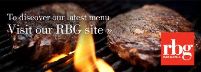 Restaurants Cape Town. RGB Bar & Grill at Park Inn Cape Town Foreshore