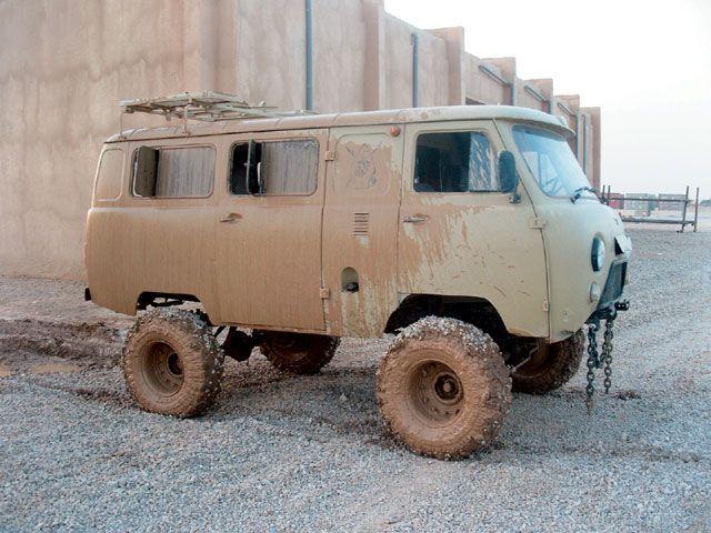 ça me fait penser qu'il faut que je finisse ma Jeep