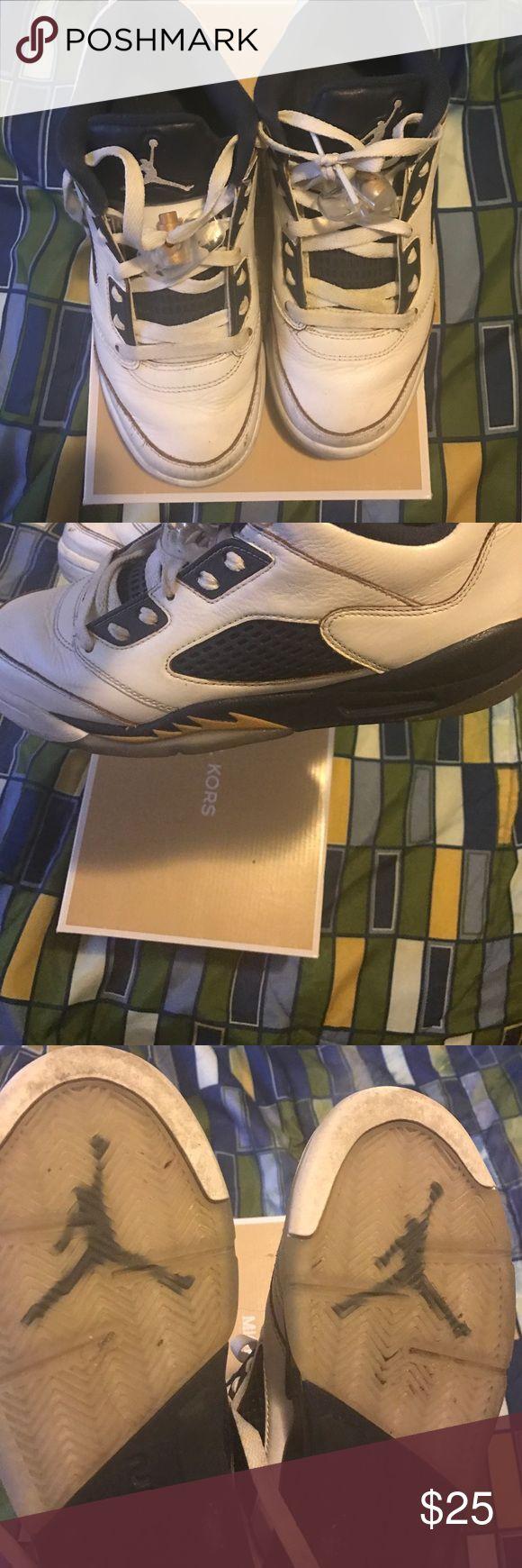 Air Jordan Low Sz 6.5Y Used Jordans for Kids air jordan Shoes Sneakers
