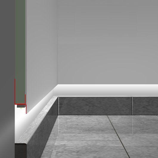 LED Profilelement- LED Profilelement ADP Profile|Linear LED & Profile| Darklight Design | Lighting Design & Supply