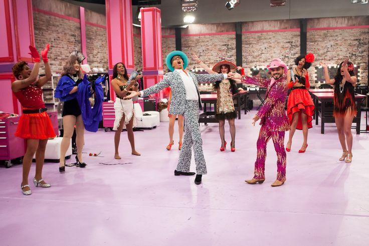 "Oitava temporada de ""RuPaul'sDragRace"" estreará no canal Comedy Central"