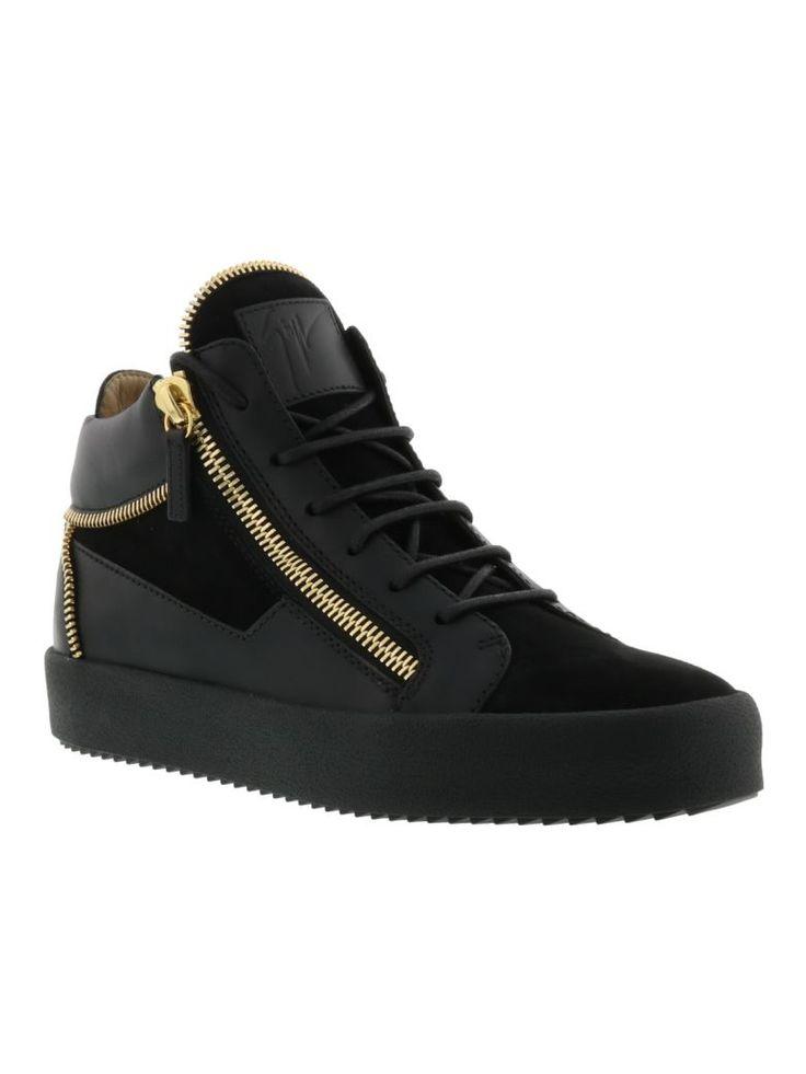 GIUSEPPE ZANOTTI Giuseppe Zanotti Kriss Sneaker. #giuseppezanotti #shoes #https:
