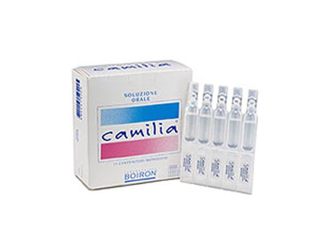 Boiron CAMILIA dentizione del bambino – 15 fiale monodose