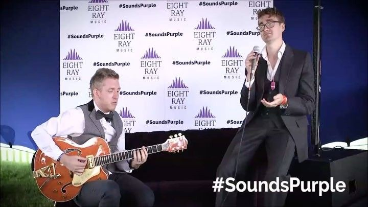 With Henley Royal Regatta starting this week there is a great buzz around town. To celebrate here's Coleman Collective performing at last year's HRR! #SoundsPurple