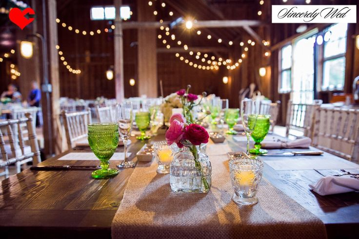 #rustic #chic #barnweddings on www.sincerelywed.com Submit your wedding or styled shoot for publication.