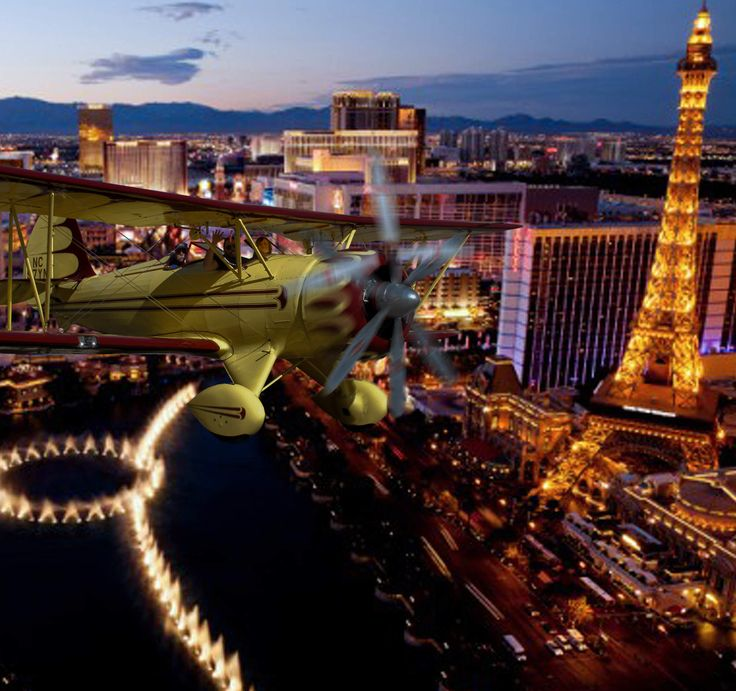 The 10 best vacation packages in Las Vegas