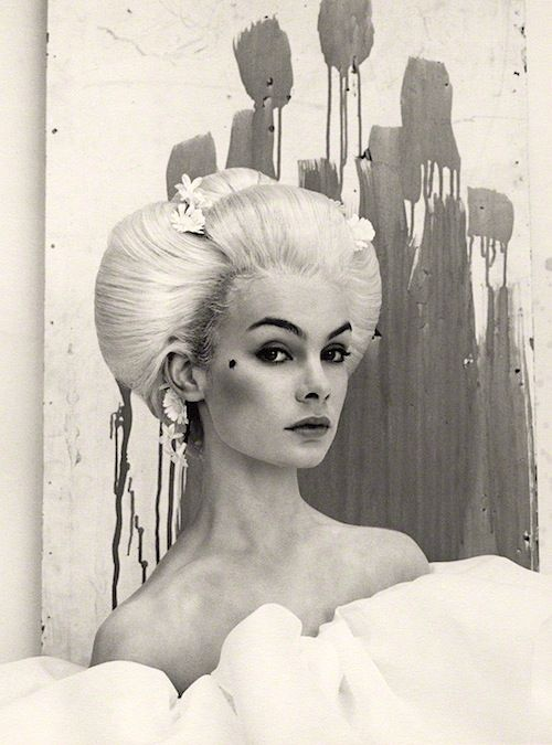Jean Shrimpton, 1964 (Cecil Beaton).