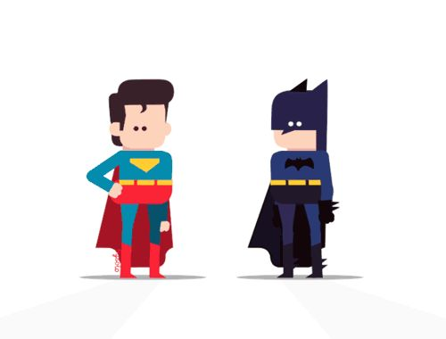 Batman vs Superman Gifs on Behance