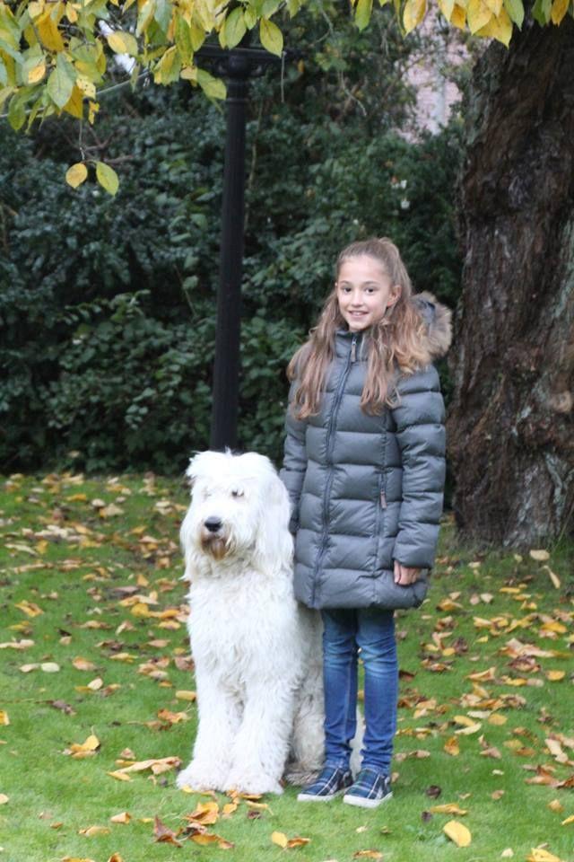 Ver de Terre featherlight down coat with SAGA Copenhagen fur.