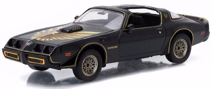 """1979 Pontiac Firebird Trans AM """"Kill Bill Vol. 2"""" Movie"""