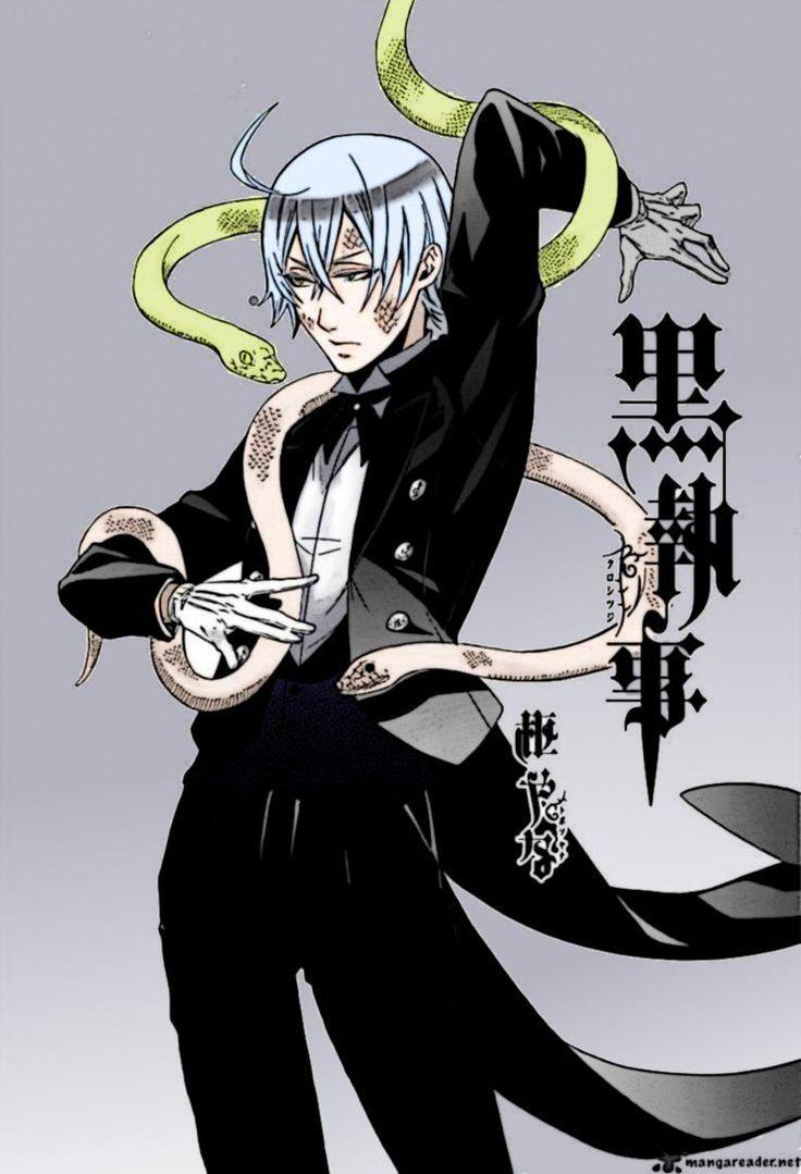 Black Butler ~~~ Snake