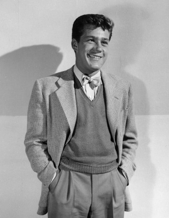 Jack Edward Larson (born 1928) American actor, librettist, screenwriter & producer. He is best known for his portrayal of photographer/cub reporter Jimmy Olsen on the TV series The Adventures of Superman. Larson was the life partner of director James Bridges from 1958 until Bridges' death in 1993.Prior to that, he was the companion of actor Montgomery Clift. Larson owns & resides in the Frank Lloyd Wright-designed George Sturges House in the Brentwood section of Los Angeles, California.