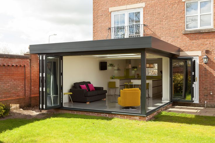 modern conservatories uk - Google Search