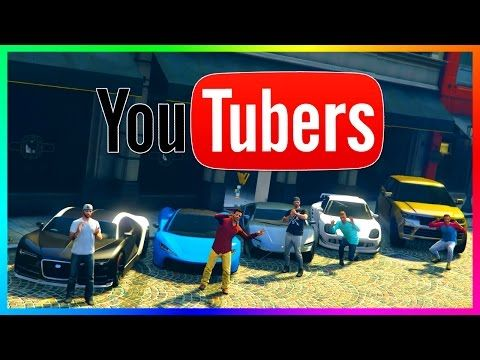 cool GTA ONLINE RICHEST YOUTUBERS SPECIAL - MOST EXPENSIVE GTA 5 YOUTUBER SUPER CARS, DLC VEHICLES & MORE