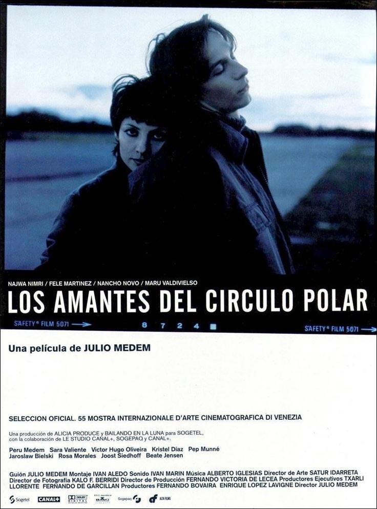 Los amantes del círculo polar 1998 Julio Medem
