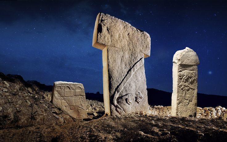 World's First Temple, Göbeklitepe in Şanlıurfa.