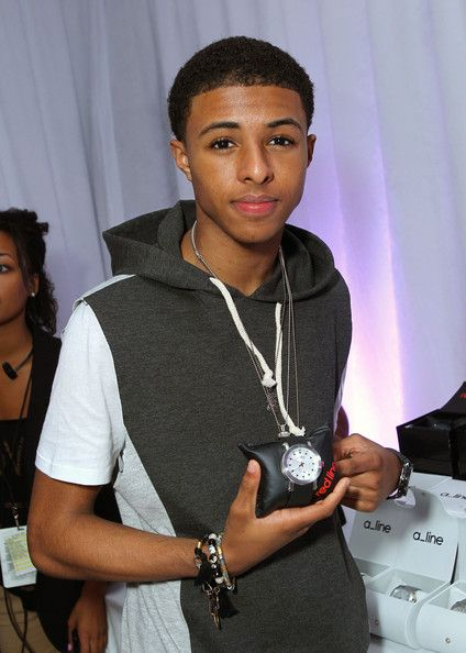 diggy simons | Diggy Simmons Rapper Diggy attends day 2 of the 2012 BET Awards ...
