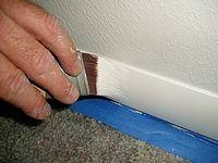 How To Paint Interior Trim