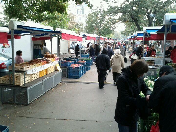 Farmářské trhy in Praha, Hlavní město Praha