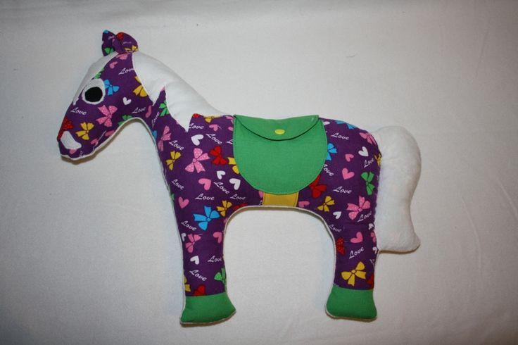 Pferd kuscheltier kuschelpferd kissen kuschelkissen - Personalisiertes kuscheltier ...