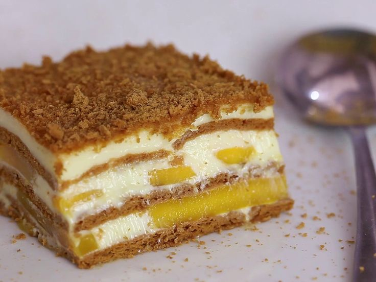 Japanese Mango Cake Recipe: Best 25+ Mango Float Ideas On Pinterest