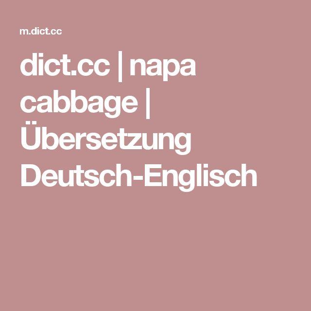 deutsch english übersetzung
