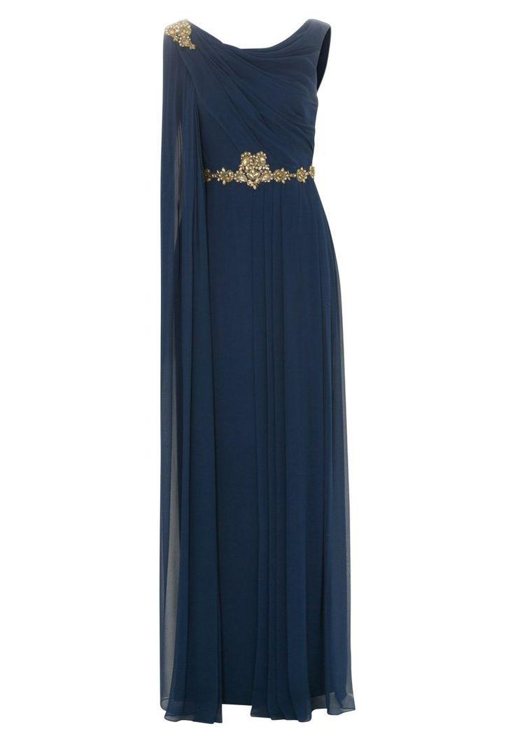 Marchesa Notte - Vestido de fiesta - azul