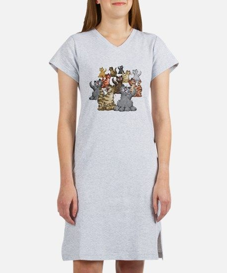 Women's Nightshirt for $45