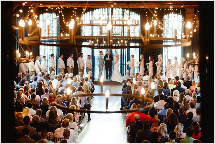 High line Car Wedding in Columbus Ohio