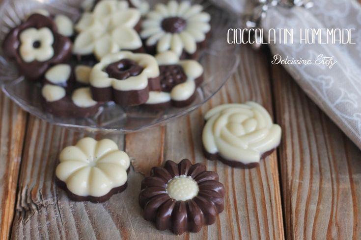 Cioccolatini Homemade