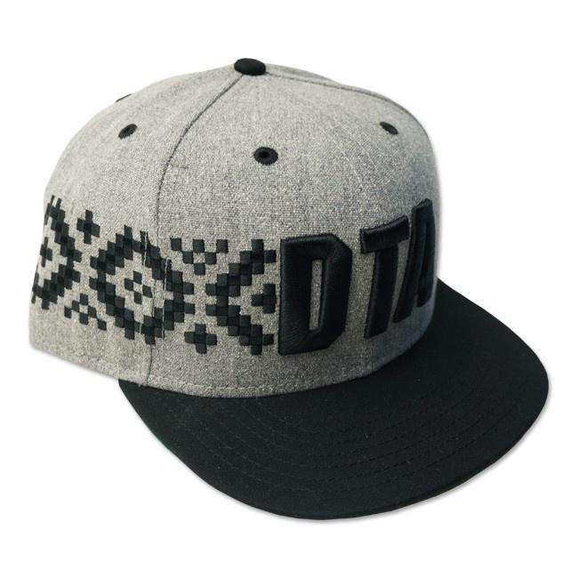 Burnout Snapback Hat