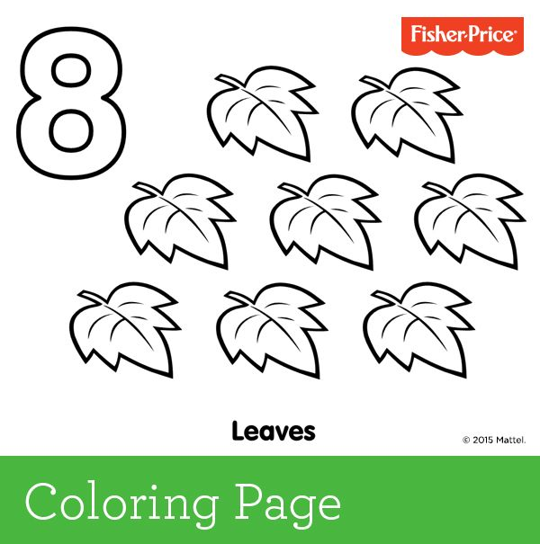 Number 8. Have The Leaves Started