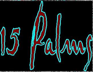 15 Palms