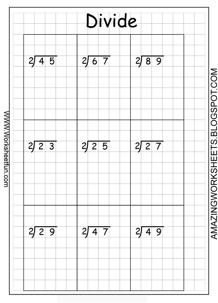 47 Best Long Division Images On Pinterest | Long Division