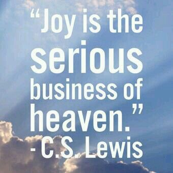 The joy of the Lord is your strength, so put on a garment of praise & dance.