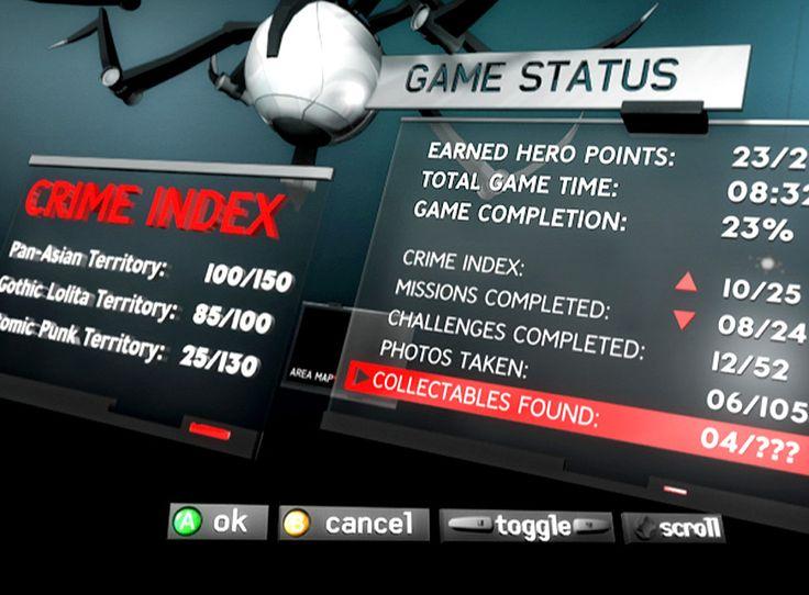 spider-man 3 video game user interface