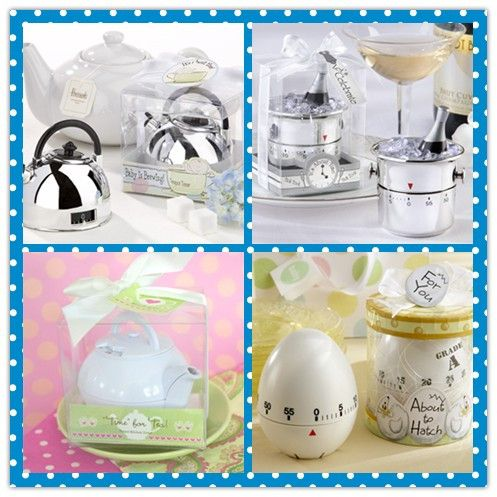 Baby Timer Party Favors from HotRef.com