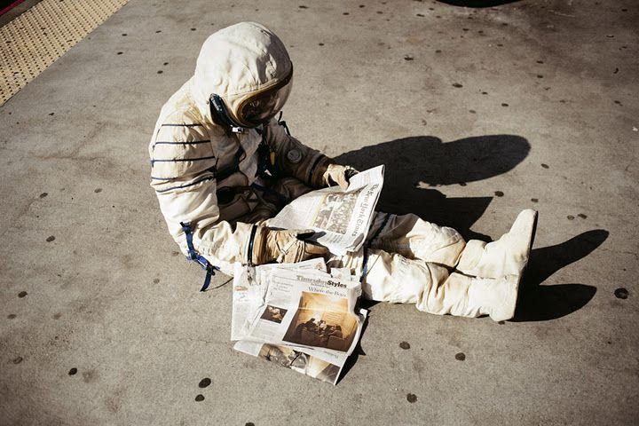 Alicia Framis & Nacho Alegre - Lost Astronaut (2009)